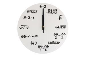 Часы настенные Алгебра Оффтоп