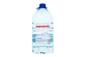 Вода минеральная негазированная Моршинська п/бут 6л