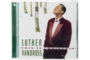 Luther Vandross This Is Christmas CD