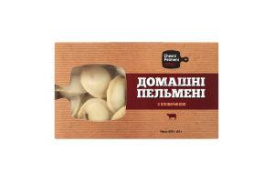 Пельмени из говядиной Домашние Chesni Pelmeni к/у 600г