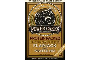 Kodiak Cakes Power Cakes Crunchy Peanut Butter Flapjack And Waffle Mix
