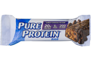 Pure Protein Bar Chewy Chocolate Chip