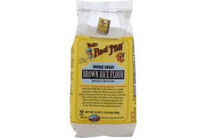 Bob's Red Mill Brown Rice Flour Whole Grain Stone Ground