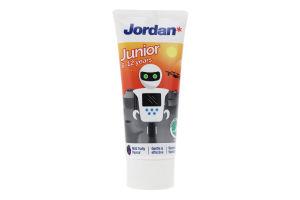 Паста зубная для детей от 6-12лет Junior Jordan 50мл