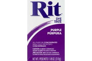 Rit Dye Purple