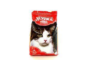 Наповнювач Мурка для котів крупний 5кг х4