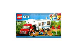 LEGO® City Great Vehicles Дом на колесах 60182