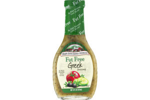 Maple Grove Farms of Vermont Greek Dressing Fat Free