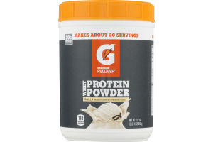 Gatorade Recover Whey Protein Powder 20G Vanilla