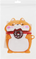 Чохол для портативних пристроїв AirPods собака Donut Animals Case 1шт
