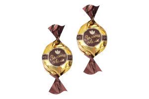 Конфеты Konti Золотая лилия со вкусом шоколада