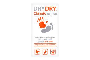 Дезодорант для тела DryDry Classic антиперспирант