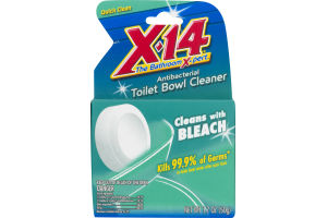 X-14 Antibacterial Toilet Bowl Cleaner
