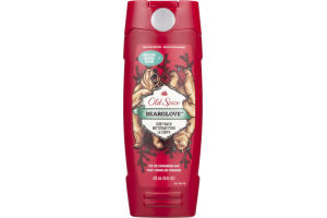 Old Spice Body Wash Bearglove