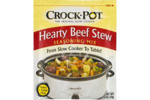 Crock-Pot Hearty Beef Stew Seasoning Mix