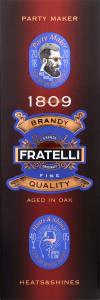 Бренди Fratelli класик