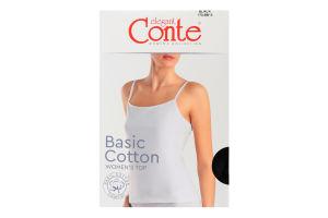 Топ жіночий Conte elegant Basic Collection №LT2019 170-88/S black