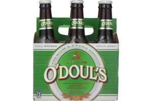 O'Doul's Non-Alcoholic Malt Beverage - 6 PK