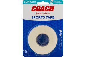 Coach Sports Tape