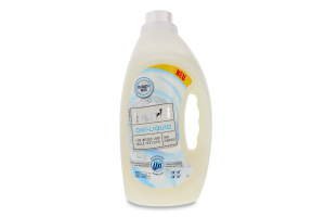 Засіб для прання білих тканин універсальний Liquid OXI Burti 1.45л