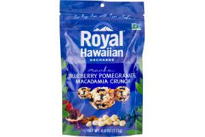 Royal Hawaiian Orchards Blueberry Pomegranate Macadamia Crunch
