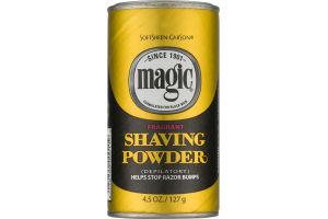 Magic Shaving Powder Fragrant