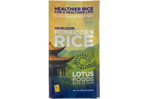 Lotus Foods Heirloom Forbidden Rice