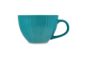 Чашка фарфоровая 460мл в ассортименте