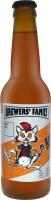 Пиво 0.33л 5.5% світле нефільтроване непастеризоване Milky First Dnipro Brewery пл