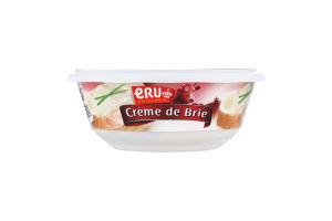 Сыр плавленный 50% сливочный Бри Eru п/у 120г