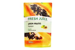 Крем-мило рідке Papaya Fresh Juice 460мл
