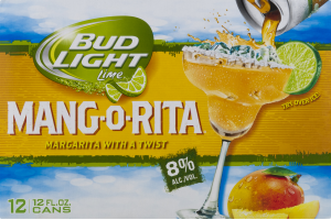 Bud Light Lime Mang-O-Rita - 12 PK