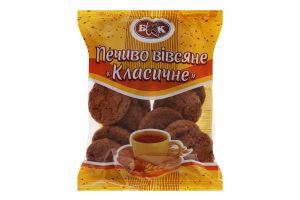 Печиво вівсяне Класичне БКК м/у 300г