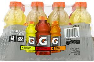 Gatorade Thirst Quencher Variety Pack - 12 CT