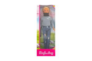 """Кукла """"Defa"""" в повседневной одежде"""