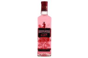 Джин 0.7л 37.5% Pink Beefeater бут