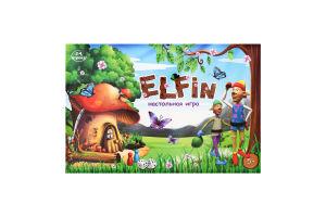 Гра настільна для дітей від 5років №30512 Elfin Strateg 1шт