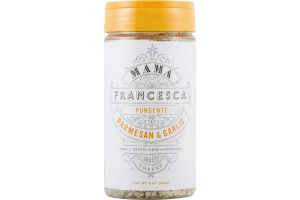 Mama Francesca Parmesan & Garlic Grated Cheese