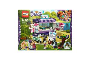 LEGO® Friends Передвижная творческая мастерская Эммы 41332