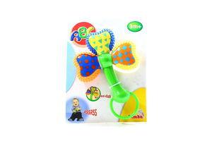 Іграшка Брязкальце-метелик 4016964