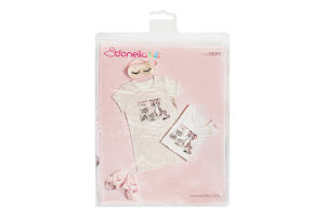 Пижама для девочки Donella 8-9лет Z4