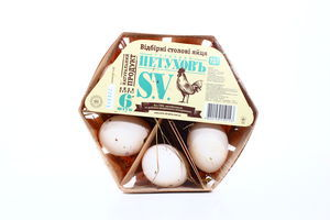 Яйца куриные отборные SV Господин Петуховъ 6шт