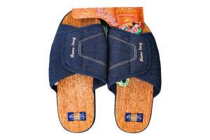 Домашнє взуття Home Story чоловіче анатомічне 200771-A.41-46