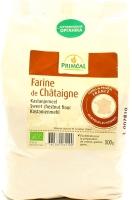 Мука из каштанов французских сортов органическая Primeal м/у 500г