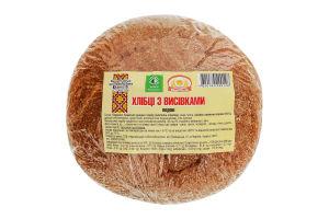 Хлібці подові з висівками Формула смаку м/у 300г