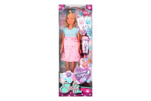 Кукла для детей от 3лет №105733388 Сюрприз Штеффи-беременна Simba 1шт