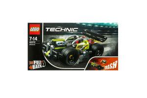 LEGO® Technic Зеленый гоночный автомобиль 42072