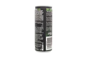 Напій енергетичний безалкогольний сильногазований Apple Kiwi Burn з/б 250мл