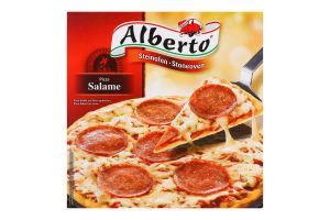 Пицца замороженная Salame Alberto к/у 320г