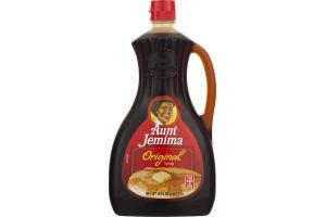 Aunt Jemima Syrup Original
